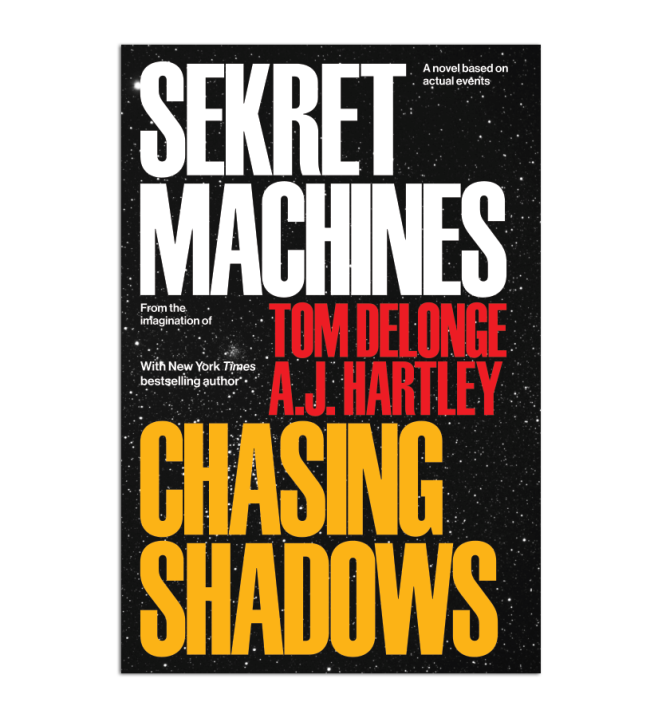 Sekret Machines (Book Review)