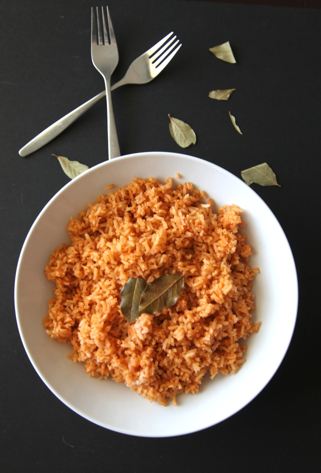 Jerry's Spanish Rice