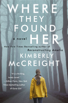 Where They Found Her | Kimberly McCreight (Book Review) - Modern Little Victories